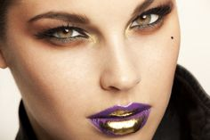 Smokey Eye #makeup #eyes #lips #makeupbykerib