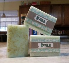 Check out this item in my Etsy shop https://www.etsy.com/listing/506779063/koala-eucalyptus-mint-goat-milk-soap