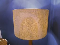 Stone Veneer Lampshade Tan With a Translucent Lining Real Stone Veneer, Clear Resin, Patterns In Nature, Lake District, Lampshades, Highlights, Glow, Copper, Warm