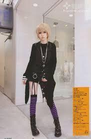 nice outfit goth, punk, visual kei, Kera magazine street snap