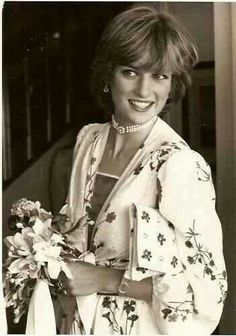 August 1, 1981: Prince Charles & Princess Diana arrive in Gibraltar to a…