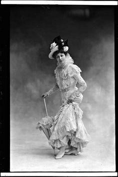 Liane de Pougy, 1899