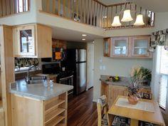 Skyline Homes, McMinnville, Oregon Shore Park Park Model 12 Feet Wide, 1  Bedroom, Bath