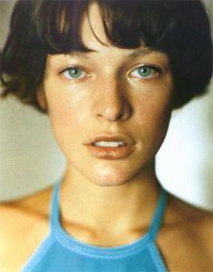 Milla Jovovich, Jalouse Magazine (June 1997). Photos by Anette Aurell