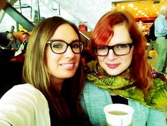 Sisters at Schiphol Airport Amsterdam