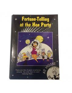 Jogo para se divertir com as suas amigas numa festa de despedida de solteira, com instruções em inglês.