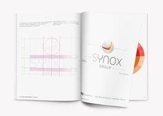 Charte graphique et image de marque de Synox