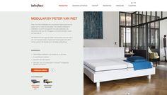 Website - Lattoflex - Shocase