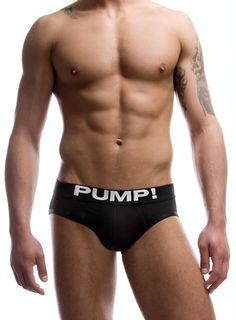 TouchDown Classic Black Brief (CA)