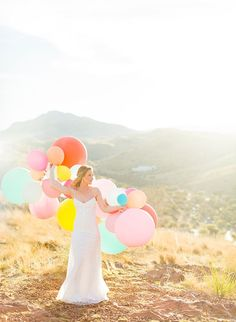 Colorful Anniversary Photoshoot in Marfa, TX - Inspired By This