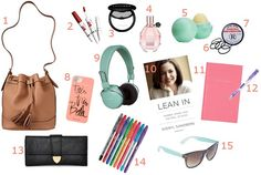 Whats in my bag college girl edition