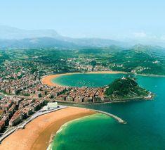 San Sebastian, Spain - my home away from home. #spaincoast