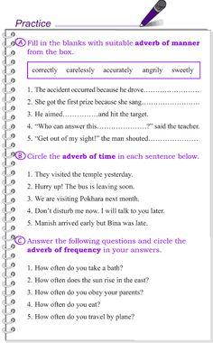 Samples | Adverbs | Adverbs, Healthy Recipes, Recipes