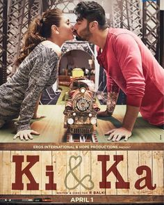 Kia & Kabir hope u have an awesome Valentine s day...#KiAndKa