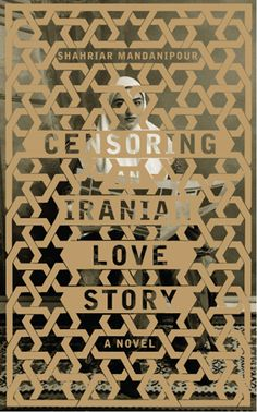Censoring an Iranian love story by Shahriar Mandanipour // cover by Nathan Burton Graphic Design Layouts, Web Design, Graphic Design Inspiration, Layout Design, Print Design, Pattern Design, Typography Layout, Graphic Design Typography, Lettering