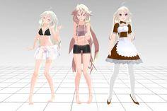 MMD Pack Special Tda IA Download !! by InoriAruma on DeviantArt