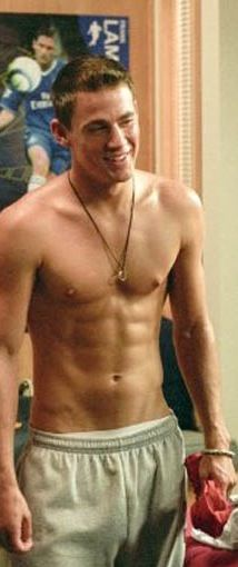 Man crush Monday - Channing Tattum...Movie- Shes the man! best appearance!
