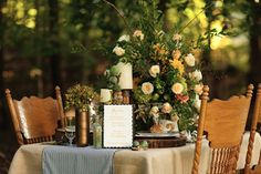 Fall weddings are always at the top of my LOVE list. There are so many lovely shades of fall to choose from.                           ...