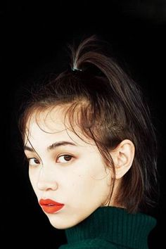 Mizuhara Kiko was born on October 1990 in Dallas, Texas, USA, as an actor and model.   In she became the exclusive model of the fashion magazine Ellen Von Unwerth, Editorial Photography, Portrait Photography, Fashion Photography, Glamour Photography, Lifestyle Photography, Cindy Crawford, Kiko Mizuhara Style, Japan Model