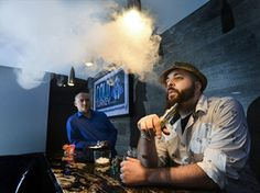 Playing Catch-up With E-cigarette Growth