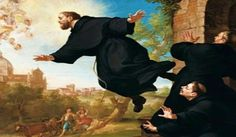 PRAYERS TO SAINT JOSEPH OF CUPERTINO FOR SUCCESS IN EXAMINATIONS