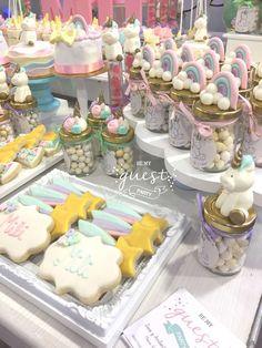 Unicorns Birthday Party Ideas   Photo 11 of 46