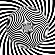 Stare At The Center For 40 Seconds Then Look At Your Hand--nothing happened. I like the illusion though.