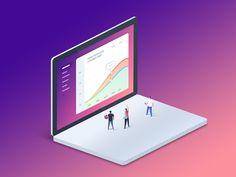 Isometric / Data visualization