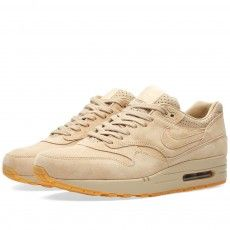 Buy the Nike W Air Max 1 Pinnacle in Linen 6412fdf1c
