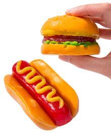 Gummy Fast Food