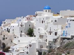 Santorini Oia Greece.  This place has got to be the most perfect place ever.