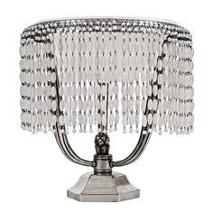 Bronze Art Deco Ruhlmann Boudoir Lamp   Art Deco Decor Custom ...