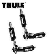Thule 835PRO - Hull-A-Port PRO - Kayak Rack - Set of 2