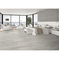 Exklusiv Kollektion Wood Ash 30 x 150 cm Floor Covering, Retail Space, Wall And Floor Tiles, Basic Colors