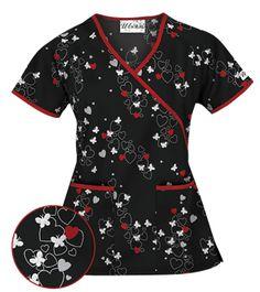 Red Scrubs, Cute Scrubs, Black Scrubs, Spa Uniform, Scrubs Uniform, Stylish Scrubs, Scrubs Outfit, Medical Scrubs, Scrub Tops
