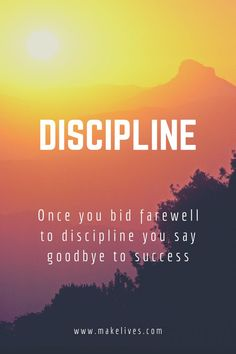 inspirational quotes, motivational quotes, motivation, personal growth, and development, quotes to live by, mindset shift, #Inspirationalquotes #motivationalquotes #quotes #quoteoftheday Meaning Of Discipline, Discipline Quotes, Self Discipline, You Say Goodbye, Motivational Quotes, Inspirational Quotes, Morning Inspiration, Self Improvement, Meant To Be