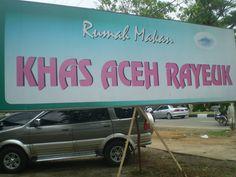 Panoramio - Photo of Rumah Makan Khas Aceh Rayeuk