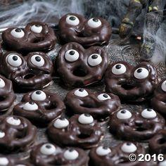 Haunted Mansion Screaming Pretzels Recipe Idea