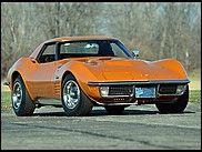 1971 Chevrolet Corvette ZR2