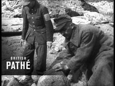 This archive footage from 1947 depicts the aftermath of World War II in Stalingrad, Russia as German POWs assist in the rebuilding of the city, while Russian. St Nazaire, Battle Of Stalingrad, Archive Footage, Total War, World War Ii, Prison, British, Youtube, War