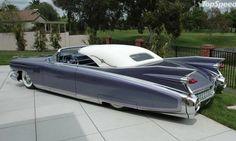 Elvis II tribute 1959 Cadillac Eldorado Biarritz by John D'Agostino