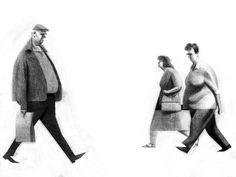 People Walking on Behance