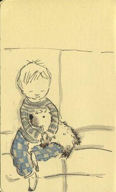 Angie Stevens (puppy hugs)