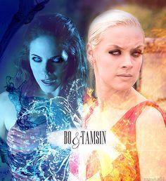 Anna Silk, Rachel Skarsten | Bo & Tamsin | Valkubus | Lost Girl