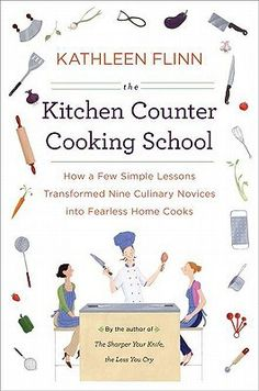 "Julia: ""The Kitchen Counter Cooking School"""