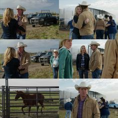 Tim: Oh, honey. Casey: I got the call from Vern this morning. Tim: It's all over the news. Amy: The horses, what happened? Casey: Only one got out. Amy: Where is it?that's my horse! Heartland Quotes, Heartland Tv Show, Online Photo Editing, Photo Editing Tools, Image Editor, Photo Editor, Heart Land, Ty And Amy, Amber Marshall