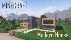 Minecraft Modern City, Minecraft City Buildings, Minecraft Mansion, Easy Minecraft Houses, Minecraft Houses Blueprints, Minecraft House Designs, Minecraft Architecture, Minecraft Creations, Minecraft Crafts