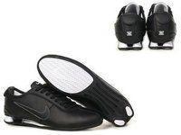 save off 2e3f6 7d0c5 chaussures nike shox r3 broderie homme (noir blanc) pas cher en ligne.