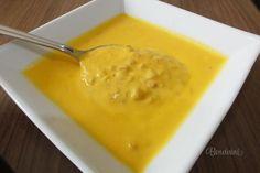 Mrkvovo pohánková polievka