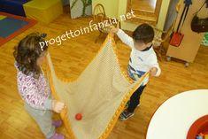 qualche attività motoria basata sui giochi collaborativi e di fiducia adatta ai bambini per imparare a conoscersi giocando insieme